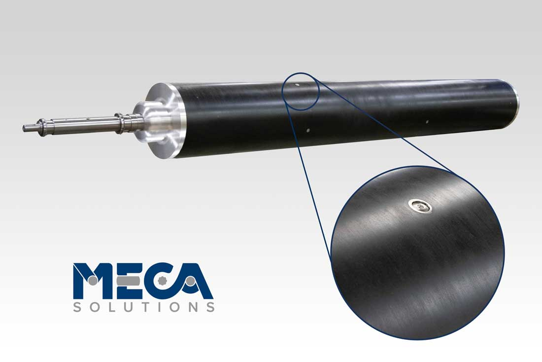 MECA air actuated cylinders