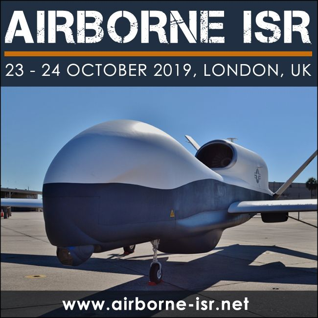 Airborne ISR 2019 Conference