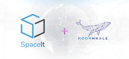 SpaceIt x Moonwhale