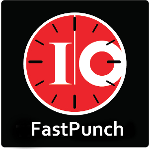 FastPunch 2.0, saving payroll costs by accurately tracking employees' work time