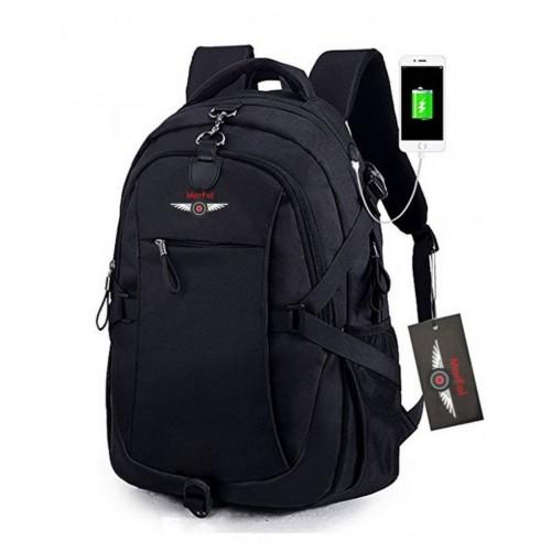 MARFOL Bulletproof backpack College 2 with charging bank