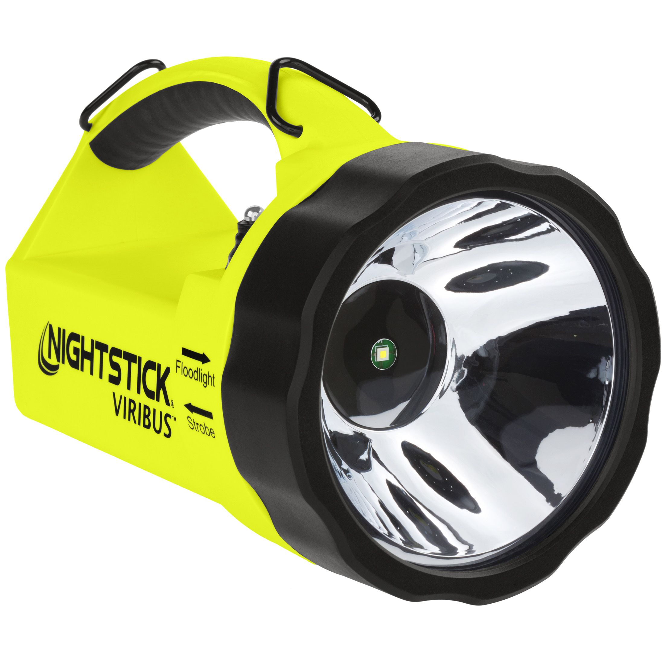 VIRIBUS IS-Certified Rechargeable Dual-Light™ LED Lantern