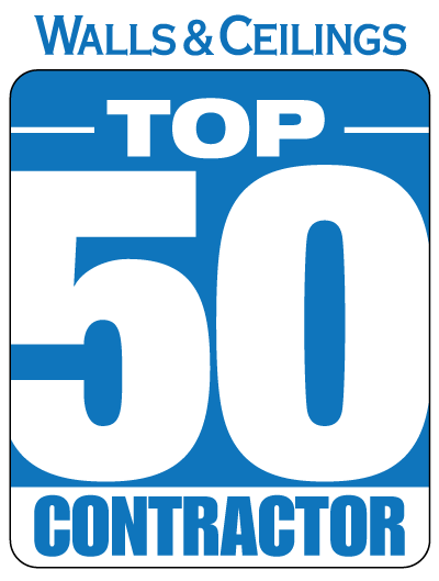 Top 50 Drywall Contractors in America