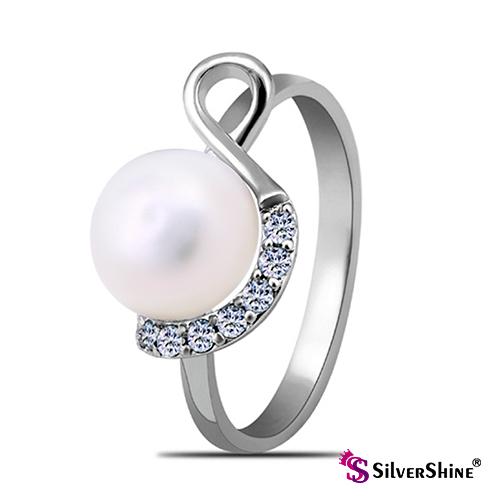 silver pearl rings  (1)