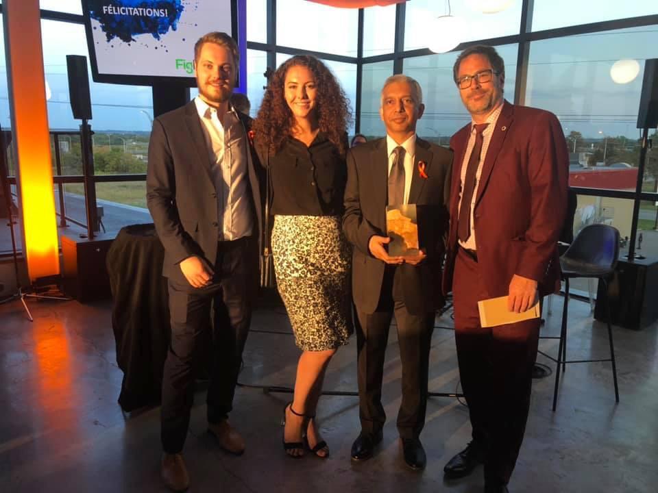 FigBytes Team Export Outaouais Awards Sep 19-20