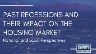New white paper analyzing recession indicators and impact on housing market