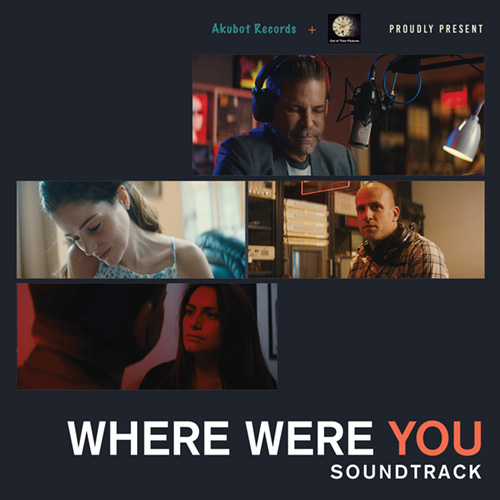 Where Were You Original Soundtrack EP cover