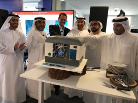 Launch of Middle East Additive Manufacturing Center