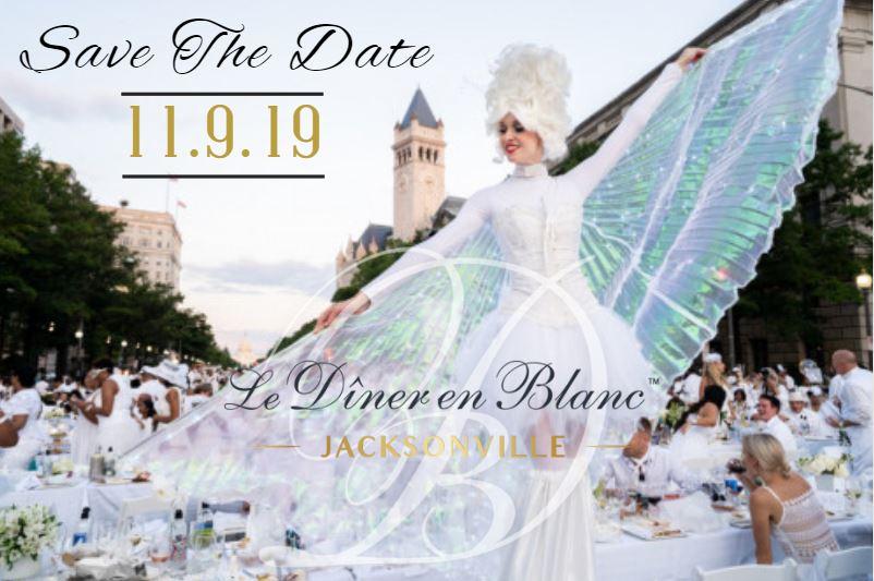 Diner En Blanc Save The Date