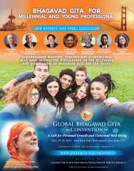 Bhagavad Gita for Millennial and Young Professional