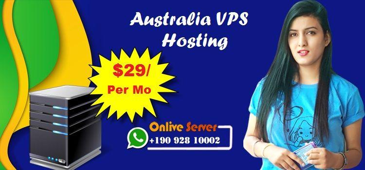 Australia VPS Server Hosting
