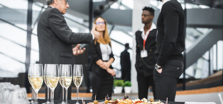 Let Catering with Elegance help you create a corporate event to remember.
