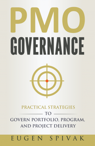 """PMO Governance""  is for executives of companies who want to remain competitive"