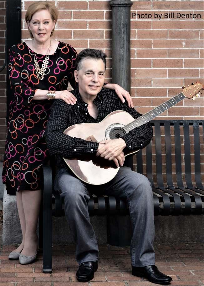Paula and Harold Vega Vondenstein