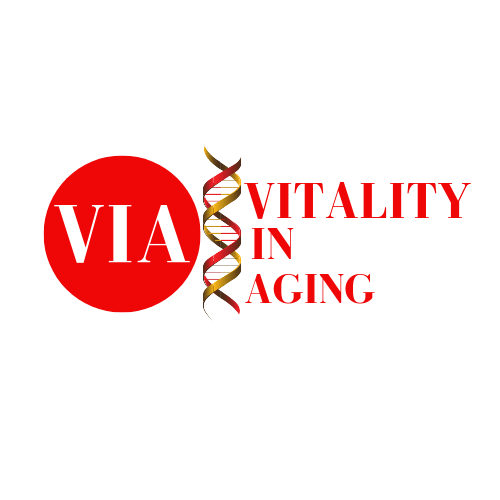 Vitality in Aging (VIA) Research Group logo