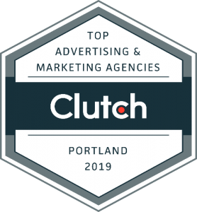Clutch Top Advertising & Marketing Agencies Portland 2019 - Anvil Media