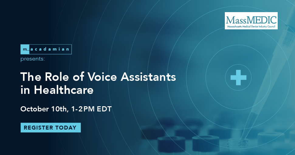 Voice Assistants in Healthcare