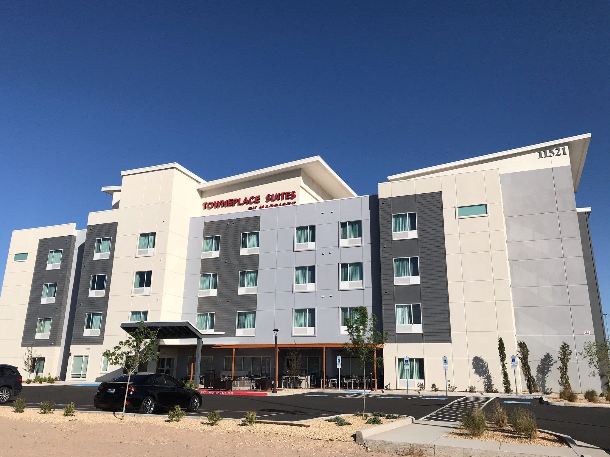 TownePlace Suites by Marriott El Paso East/I-10