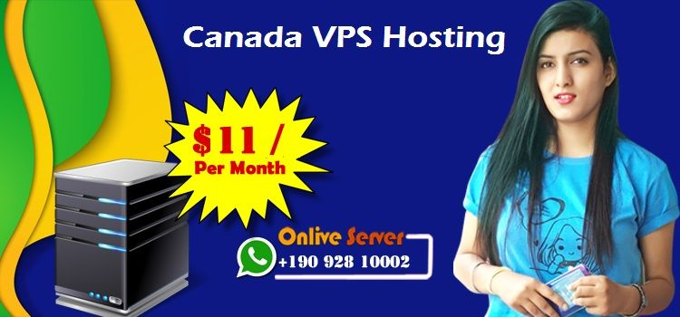 Canada VPS Server Hosting Plans - Onlive Server