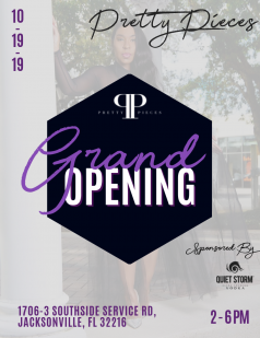 PP Grand Opening  Flyer