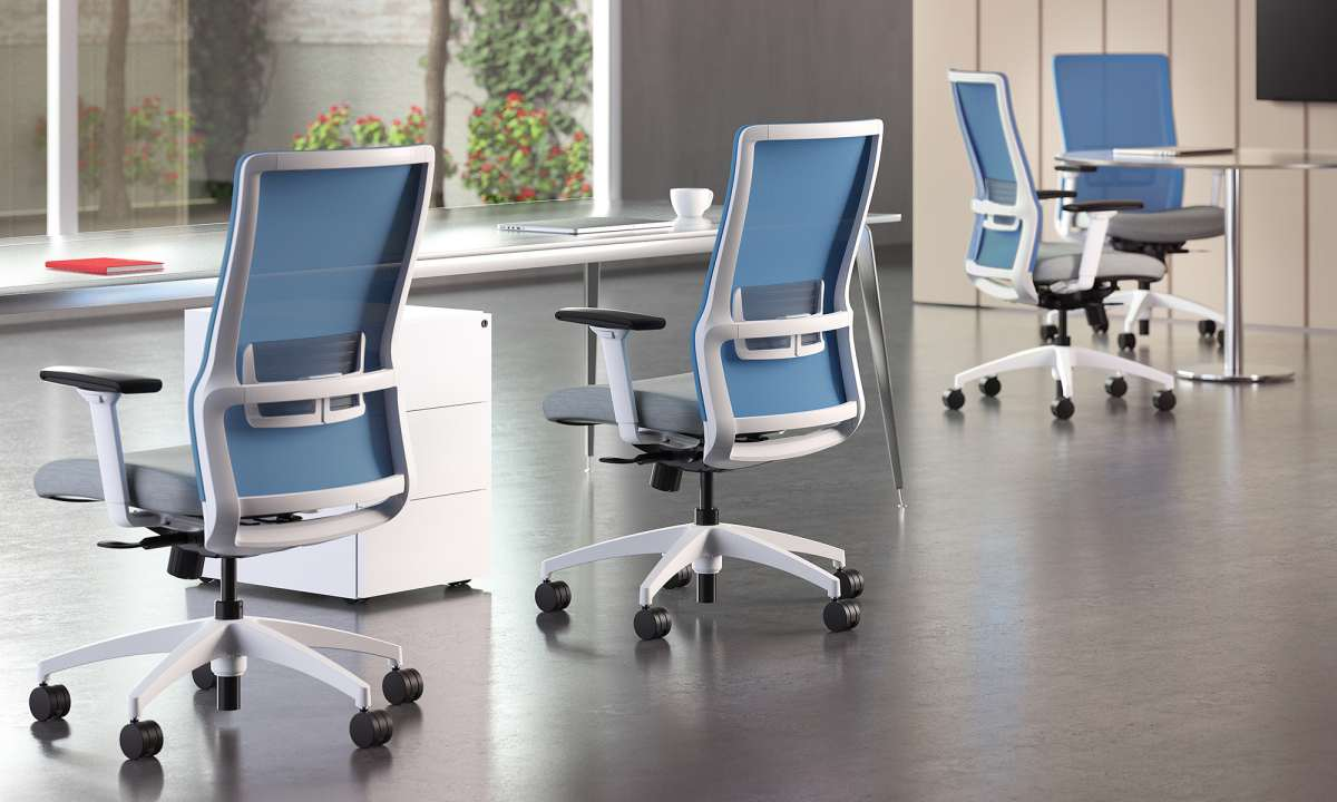 Sit On It Novo Task chair ergonomic office chairs