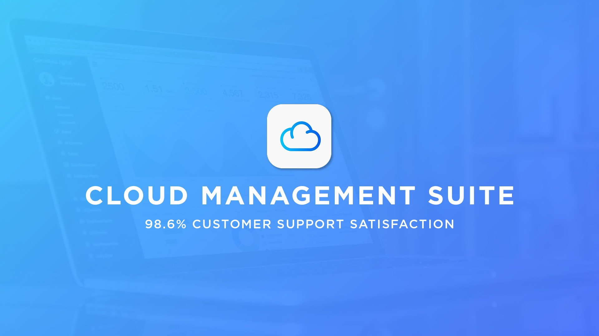 Cloud Management Suite Customer Support Satisfaction Survey Results