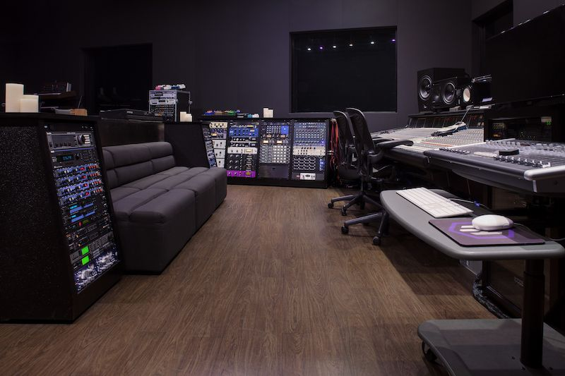 Hybrid Studios Studio A
