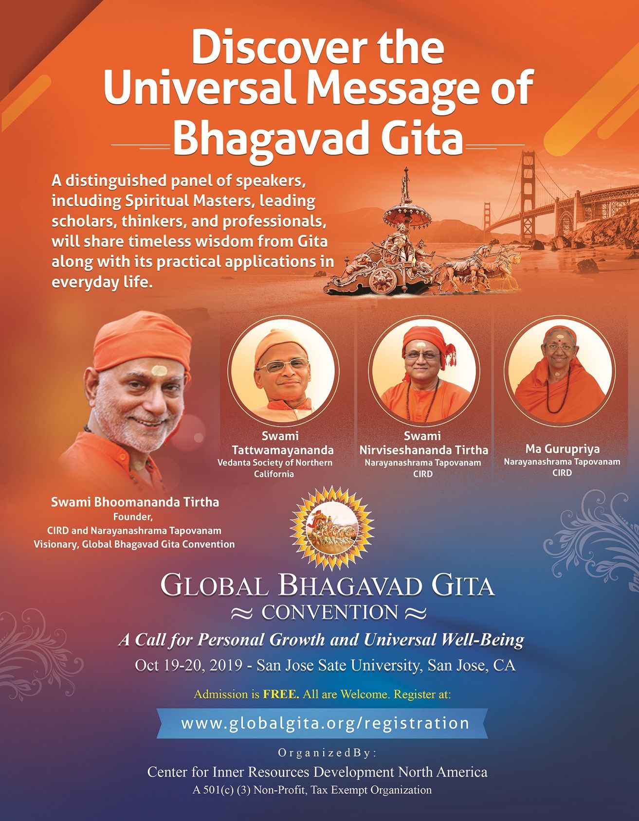 Discover the Universal Message of Bhagavad Gita