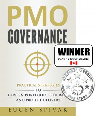 "Award-winning ""PMO Governance"" book - corporate governance bestseller"