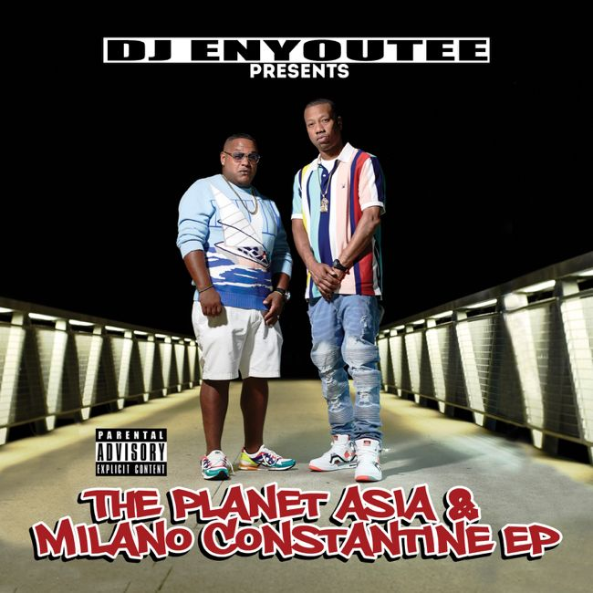 The Planet Asia & Milano Constantine EP