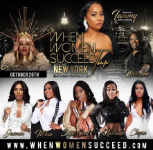 When Women Succeed, New York Panel