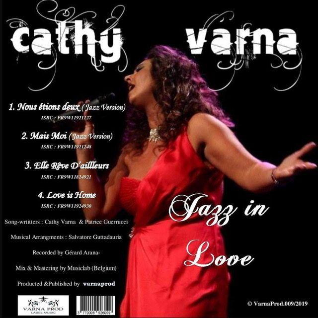 Cathy Varna - Jazz in Love