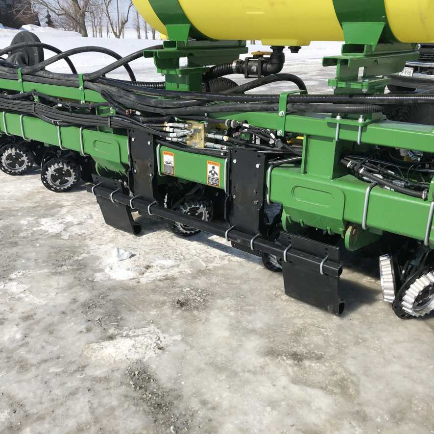 John Deere Planter Stalk Stompers from May Wes.