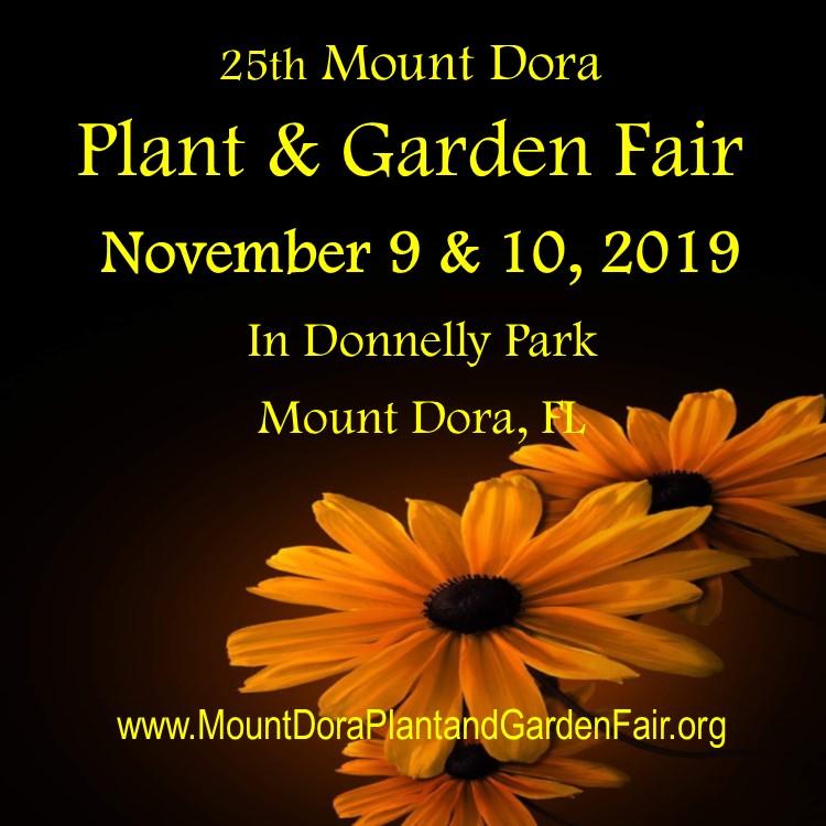 2019 Mount Dora Plant & Garden Fair