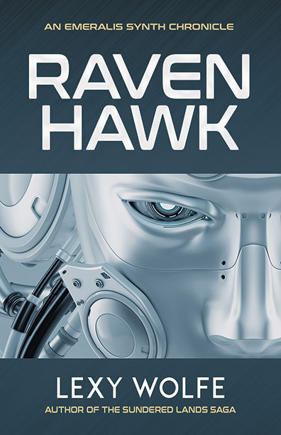 Ravenhawk by Lexy Wolfe