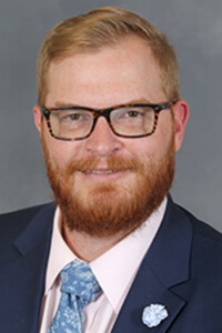 Thiel College Choir Director Thomas Wininger, D.M.A.,