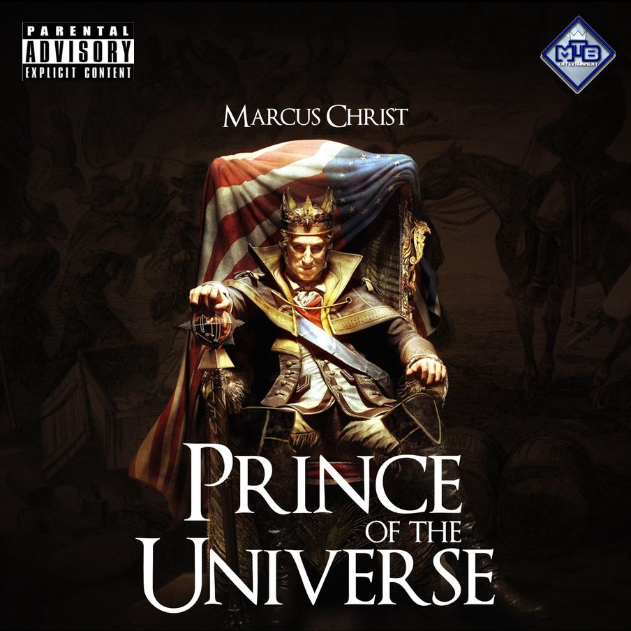 Prince of the Universe Album Artwork
