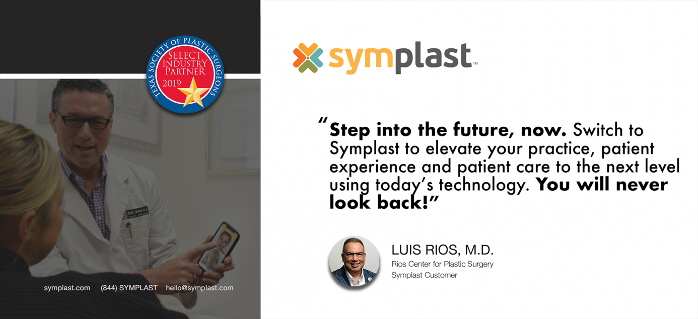 Visit Symplast at Booth #42 of the TSPS Meeting