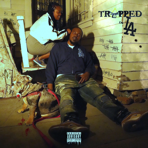 """""""Trapped In LA"""" Cover"""