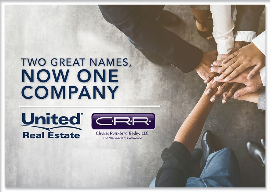 United Real Estate Mergers with Charles Rutenberg Realty
