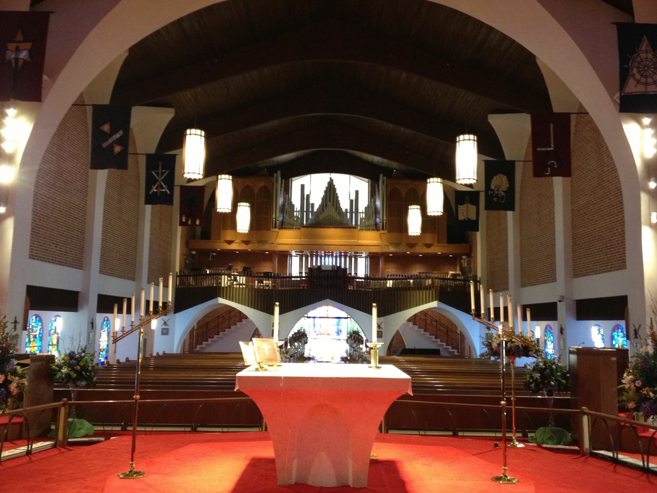 Enjoy the sounds of Great Music at St. Gregory's Church starting November 7th.