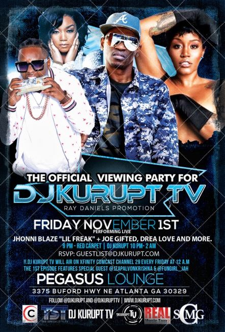 Official Viewing Party Friday Nov 1 2019