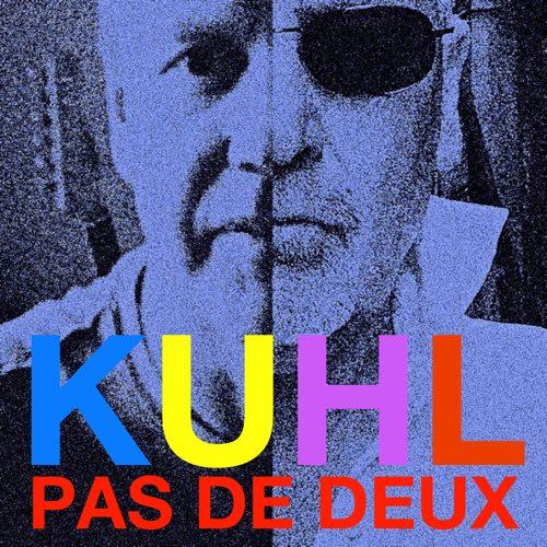 Kuhl Pas De Deux Cover Artwork created by the Kuhl Kollektiv