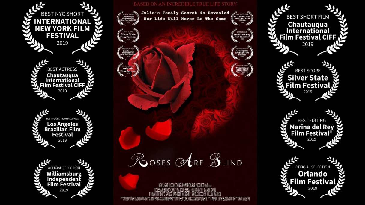 Brooklyn Bound! Roses are Blind Official Selection of the Williamsburg Independent Film Festival