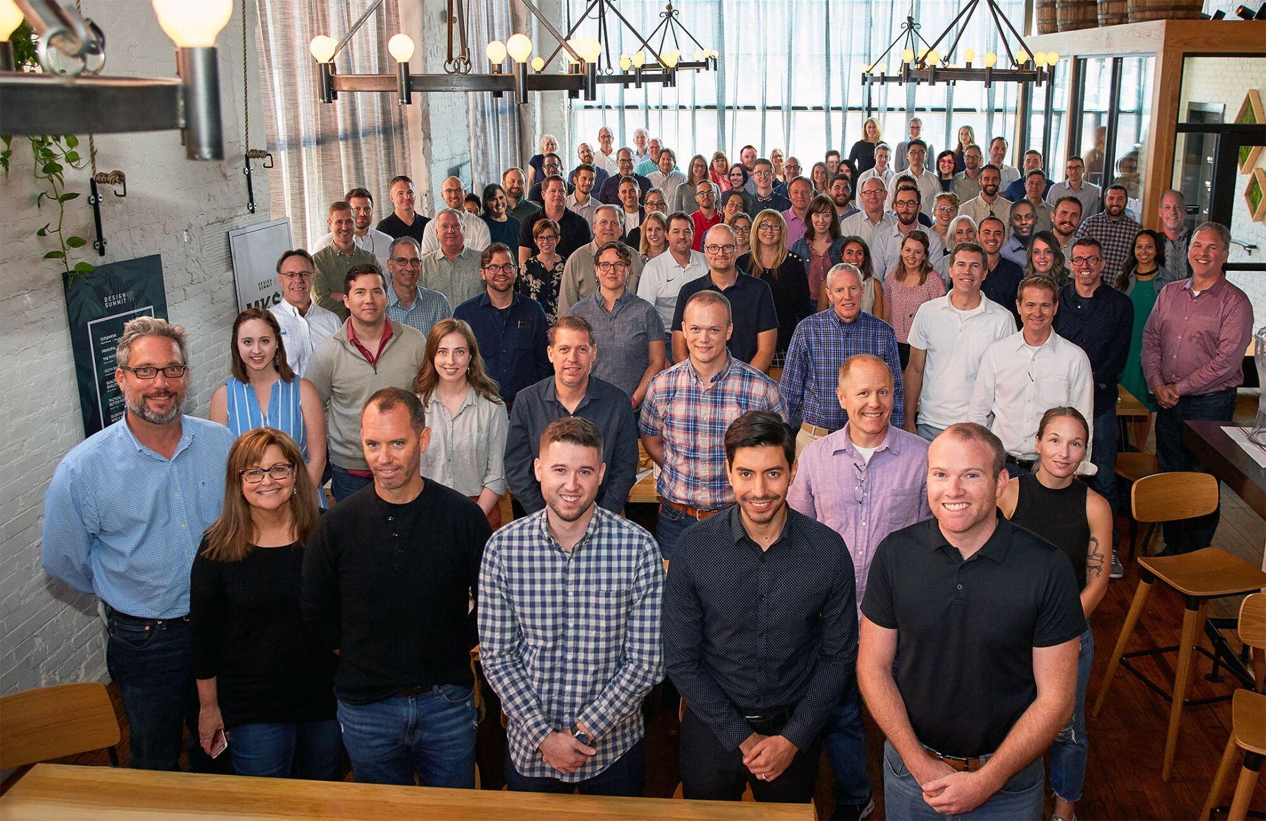 Employee owners of MKSK Studios