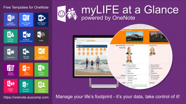 Auscomp myLIFE powerd by OneNote V2