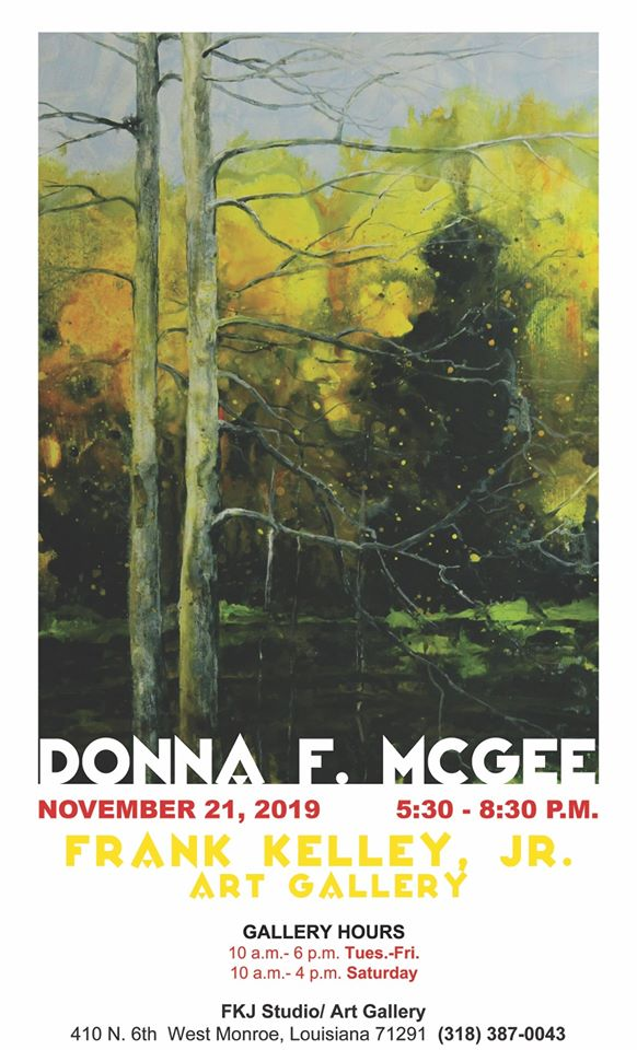 Donna F. McGee - FKJ Art Gallery