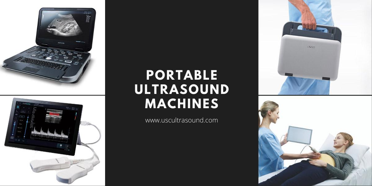 Portable Ultrasound Machines