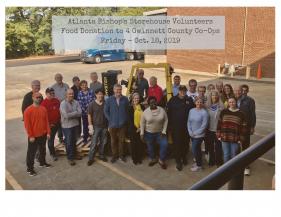 Atlanta BSH Volunteers