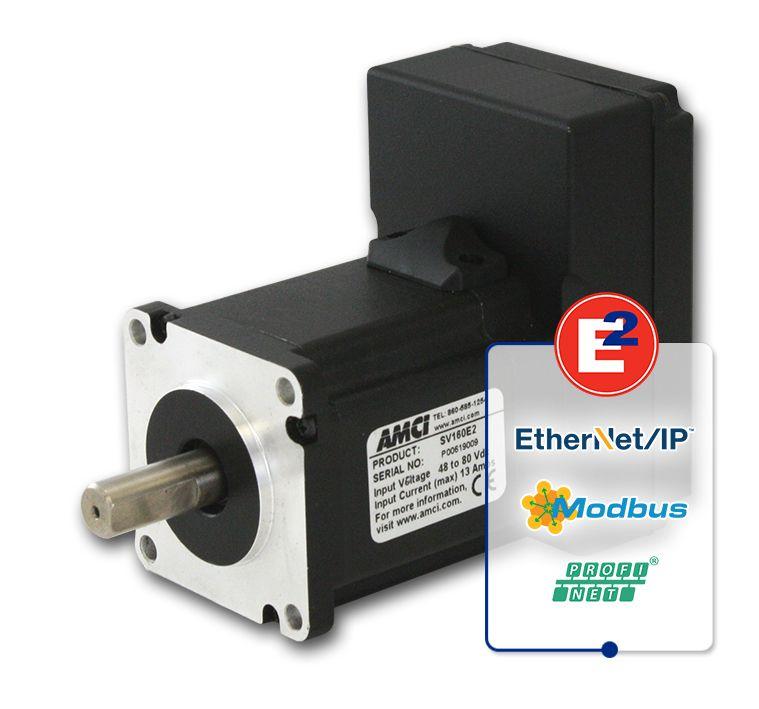 SV160E2 Integrated Servo Motor + Controller + Drive